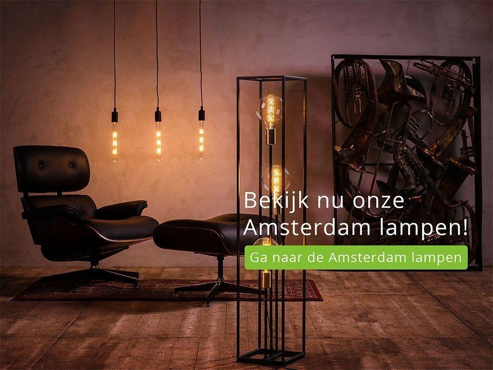 Amsterdam lampen Kiesjefolder actie