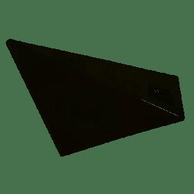 Kanlux ZEPO Onderbouwverlichting G4 Staal
