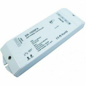 Sunricher RGBW/CCT/Single LED controller Afstandsbediening 12-36VDC 240-720W