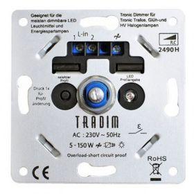 Tradim LED Dimmer 230VAC 150 2490HPEXOP