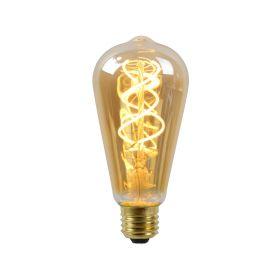 Lucide E27 Edison 5W 2200K Gold