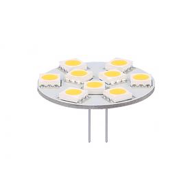 G4 LED Steeklampje 1.5W=20W Warmwit 2700K 120 DC/12V AC Dimbaar Backpin