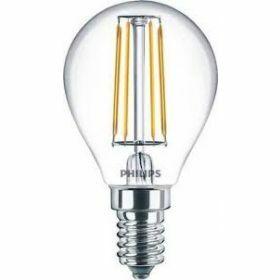 Philips E14 kogellamp 2W Warmwit