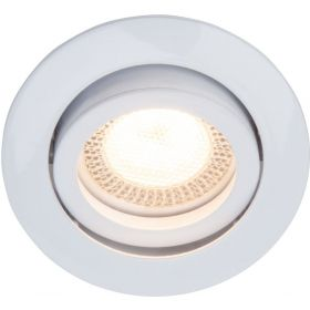 Brilliant FRANKFURT Inbouwspot 1x5W  LED Wit 2700K