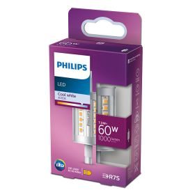Philips R7S Staaflamp 7,5W Koel Wit
