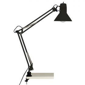Brilliant HOBBY Bureaulamp E27 Zwart