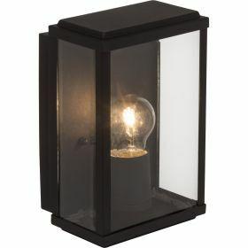 Brilliant GAIA Wandlamp E27 Zwart
