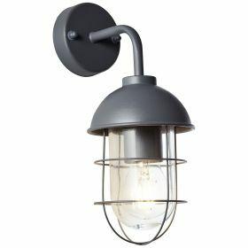 Brilliant UTSIRA Hanglamp E27 Antraciet