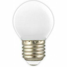 Calex Feestverlichting E27 kogellamp 1W koelwit