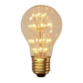 Calex Pearl E27 peerlamp 1.5W Flame