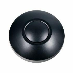 SPL LED Vloerdimmer drukvoetdimmer 0-50W - zwart