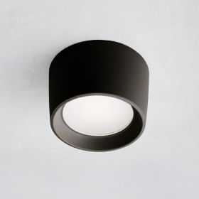 Fumagalli LIVIA Wandlamp Zwart GX53 3W Warmwit