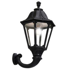 Fumagalli OFIR Wandlamp Zwart E27 15W Warmwit