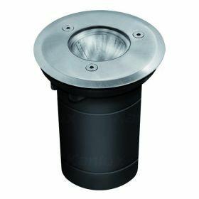 Kanlux BERG Grondspot GU10 Zilver