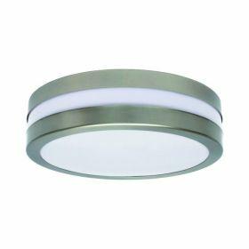 Kanlux JURBA Plafondlamp 2xE27 Staal