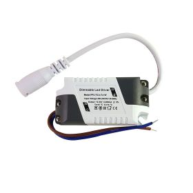 LED Trafo 7W 15-30VDC 300mA IP20 CC Triac-dim