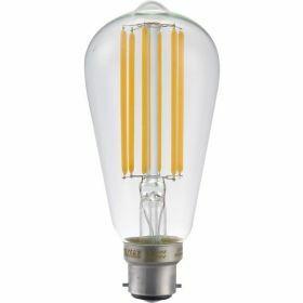 SPL Ba22d buislamp 6.5W Warmwit Helder Dimbaar