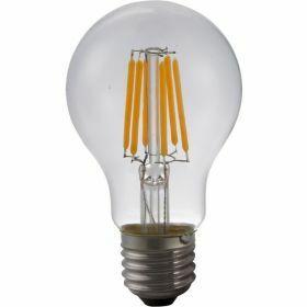 SPL E27 Peerlamp 5.5W Extra warmwit Helder Dimbaar