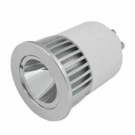 LokoLED GU10 RGB Spotlight 5W Zilver