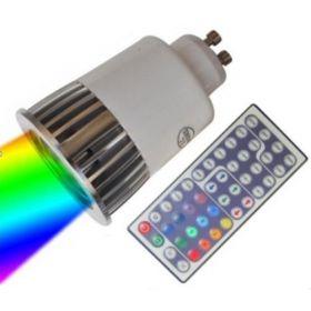 LokoLED GU10 Spot 5W RGB