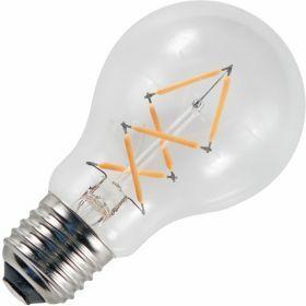 SPL E27 Peerlamp 3.5W Flame Dimbaar