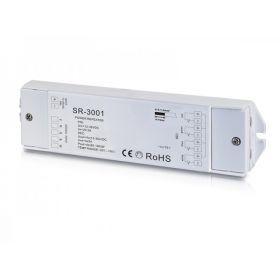 Sunricher RGBW/CCT/Single LED controller 12-36VDC 240-720W