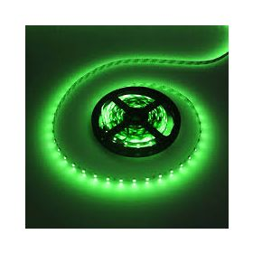 Grandi IP65 LED strip 60 LED's/meter 24V 5M Groen