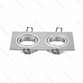Aigostar Inbouwspot 1x LED Grijs AS_004544