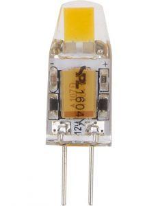 SPL G4 buislamp 1W Warmwit Helder 12V AC Dimbaar