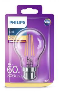 Philips Deco E27 globe 7W Warmwit