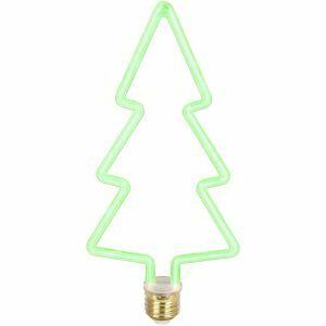 Ledl Kerst E27 kerstboom 8w Groen