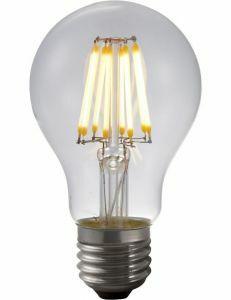 SPL E27 Peerlamp 6.5W Extra warmwit Helder Dimbaar