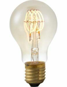 SPL E27 Peerlamp 4.5W Flame Helder Dimbaar