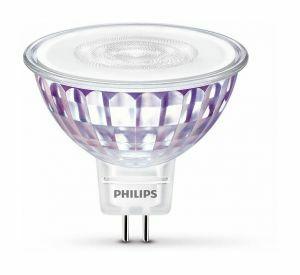 Philips WarmGlow GU5.3 spot 5W 2700K-2200K 36° 12V AC/DC Dimbaar